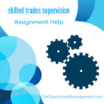 Skilled trades supervision